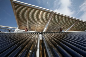 Solar Thermal Storage Project