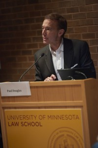 MINNEAPOLIS, MN JULY 15:Conference on Energy Storage at the University of Minnesota Law School on July 15, 2015 in Minneapolis, Minnesota. © Tony Nelson