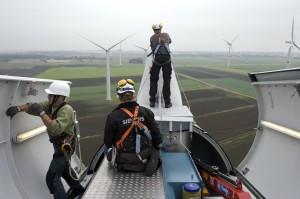 Photo Credit: Marienkoog, turbine (CC BY-NC 2.0)
