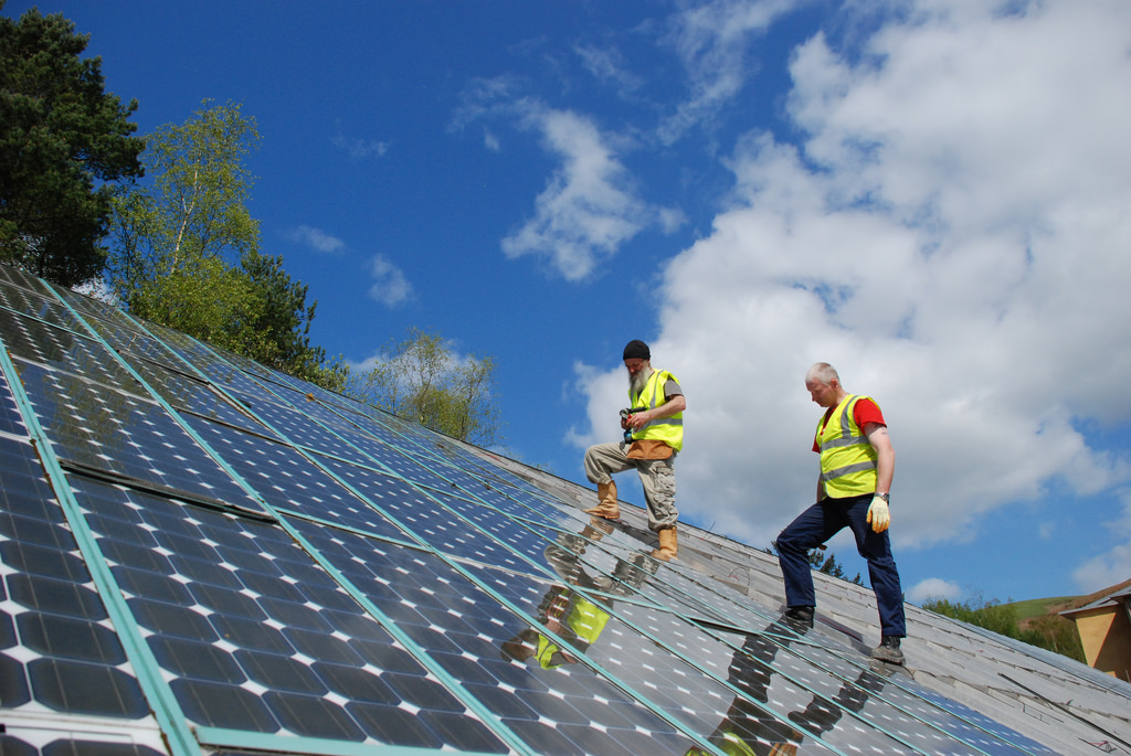 Wind And Solar Energy Projects Could Bring 5 000 New Jobs